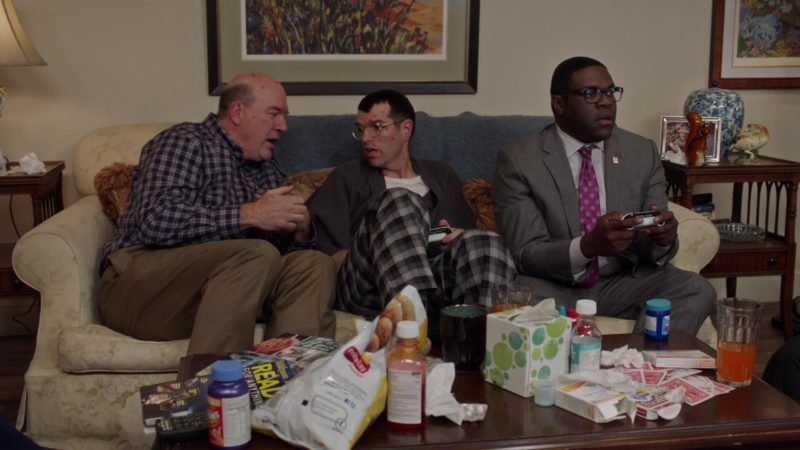 Xbox Console Controllers & Frito-Lay Chips in Veep - Season 7 Episode 6, Oslo (2019) - TV Show Product Placement