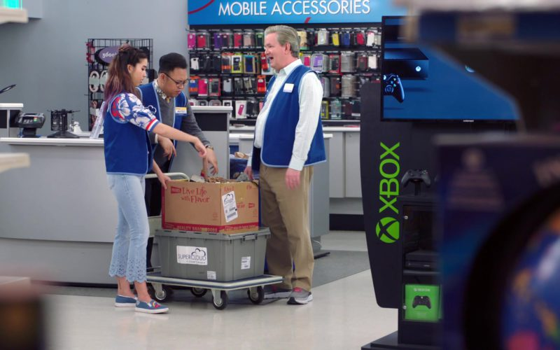 Xbox Consoles in Superstore