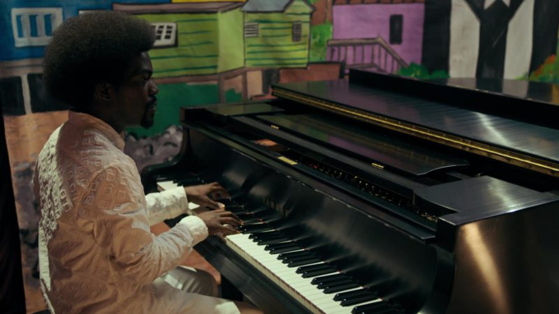 Yamaha Piano in She's Gotta Have It - Season 2, Episode 6, #WhenYourChickensComeHometoRoost (2019) TV Show Product Placement