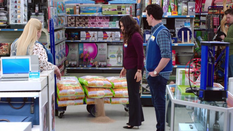sWheat Scoop and BOSU in Superstore - Season 4, Episode 20, Cloud9Fail (2019) - TV Show Product Placement