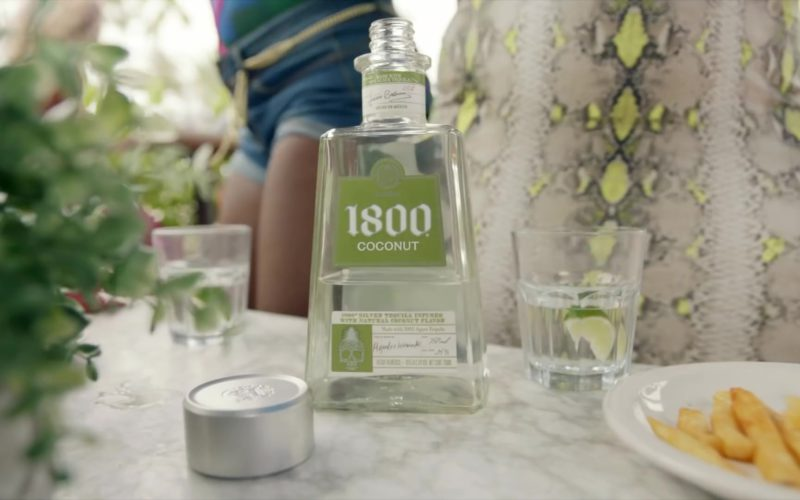 1800 Coconut Tequila in Act Up by City Girls (2)