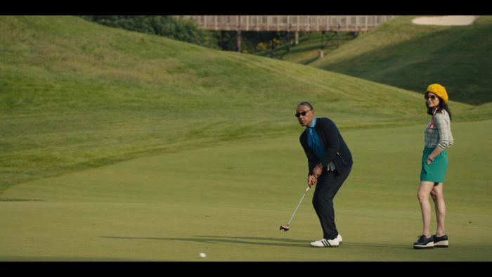 """Adidas Golf Shoes Worn by Giancarlo Esposito in Jett - Season 1, Episode 1, """"Daisy"""" (2019) - TV Show Product Placement"""