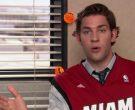 Adidas x Miami Heat NBA Jersey Worn by John Krasinski (Jim Halpert) in The Office (1)