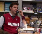 Adidas x Miami Heat NBA Jersey Worn by John Krasinski (Jim Halpert) in The Office (8)