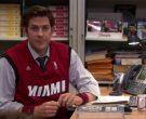 Adidas x Miami Heat NBA Jersey Worn by John Krasinski (Jim Halpert) in The Office (9)