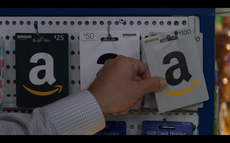 Amazon Gift Cards in Murder Mystery (3)
