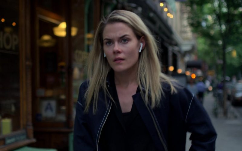 Apple AirPods Wireless Headphones Used by Rachael Taylor in Jessica Jones (1)