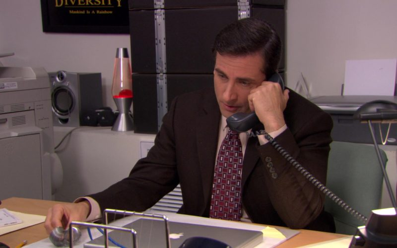 Apple MacBook Laptop Used by Steve Carell (Michael Scott) in The Office (4)