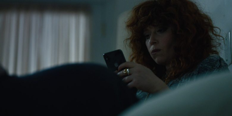 "Apple iPhone Smartphone Used by Natasha Lyonne in Russian Doll - Season 1, Episode 5, ""Superiority Complex"" (2019) - TV Show Product Placement"