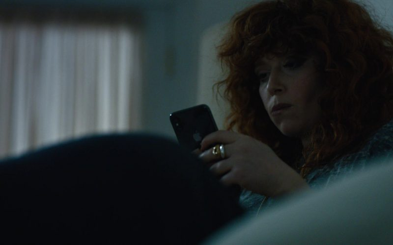 Apple iPhone Smartphone Used by Natasha Lyonne in Russian Doll