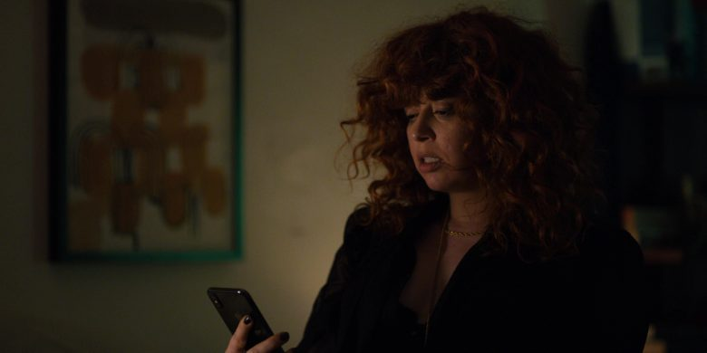 "Apple iPhone Used by Natasha Lyonne in Russian Doll - Season 1, Episode 8, ""Ariadne"" (2019) - TV Show Product Placement"