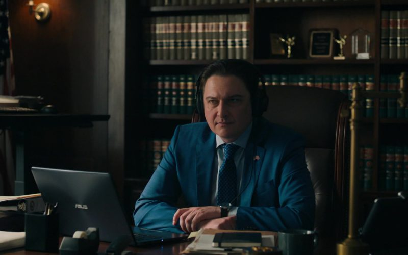 Asus Notebook Used by Toby Leonard Moore (Bryan Connerty) in Billions (2)