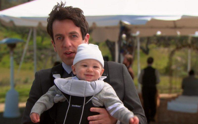 BABYBJORN Baby Carrier Used by B. J. Novak (Ryan Howard) in The Office (4)