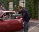 BMW 850i [E31] Red Car Used by Patricia Heaton in Beethoven (2)