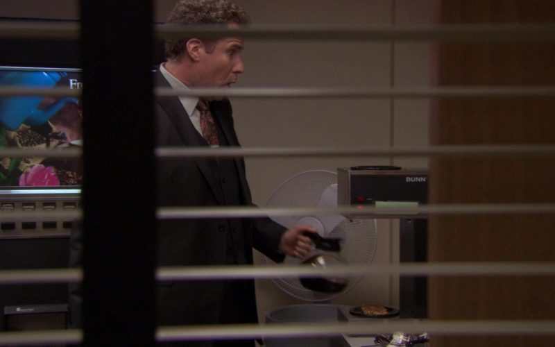 BUNN Coffee Machine Used by Will Ferrell (Deangelo Vickers) in The Office