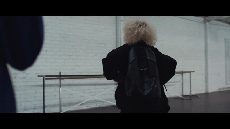 "Balenciaga Backpack Used by DaniLeigh in ""Easy"" (Remix) ft. Chris Brown (2019) Official Music Video"