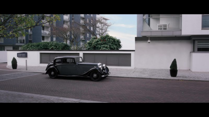 Bentley Car in Good Omens - Season 1, Episode 6, The Very Last Day Of The Rest Of Their Lives (2019) TV Show Product Placement