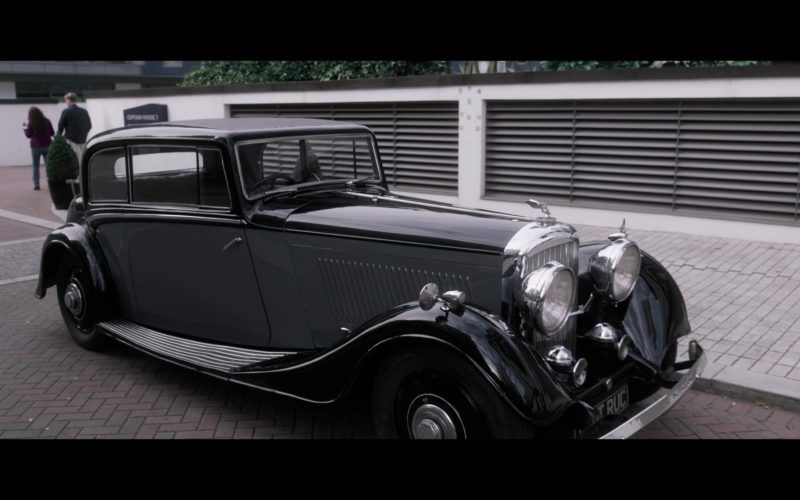 Bentley Car in Good Omens (2)
