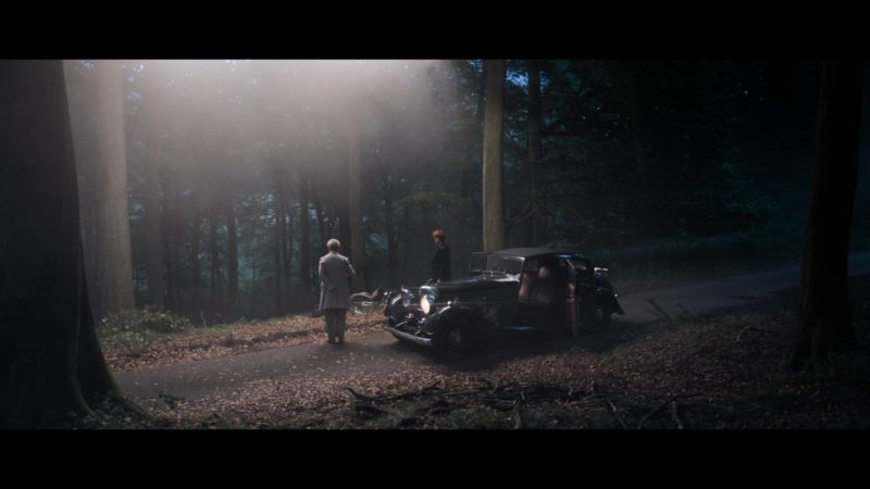 Bentley Car in Good Omens - Season 1, Episode 2, The Book (2019) - TV Show Product Placement