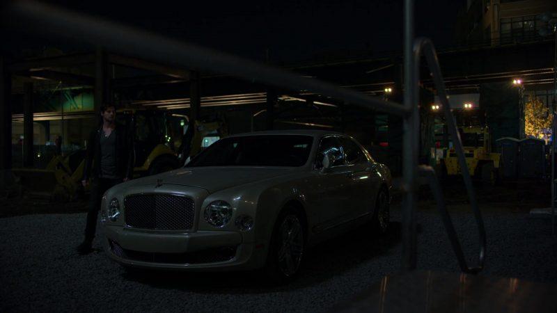 "Bentley Mulsanne Car in Jessica Jones - Season 3, Episode 10, ""A.K.A Hero Pants"" (2019) - TV Show Product Placement"