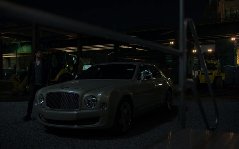 Bentley Mulsanne Car in Jessica Jones