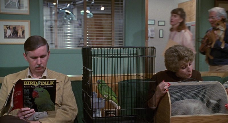 Bird Talk Magazine in Beethoven (1992) - Movie Product Placement