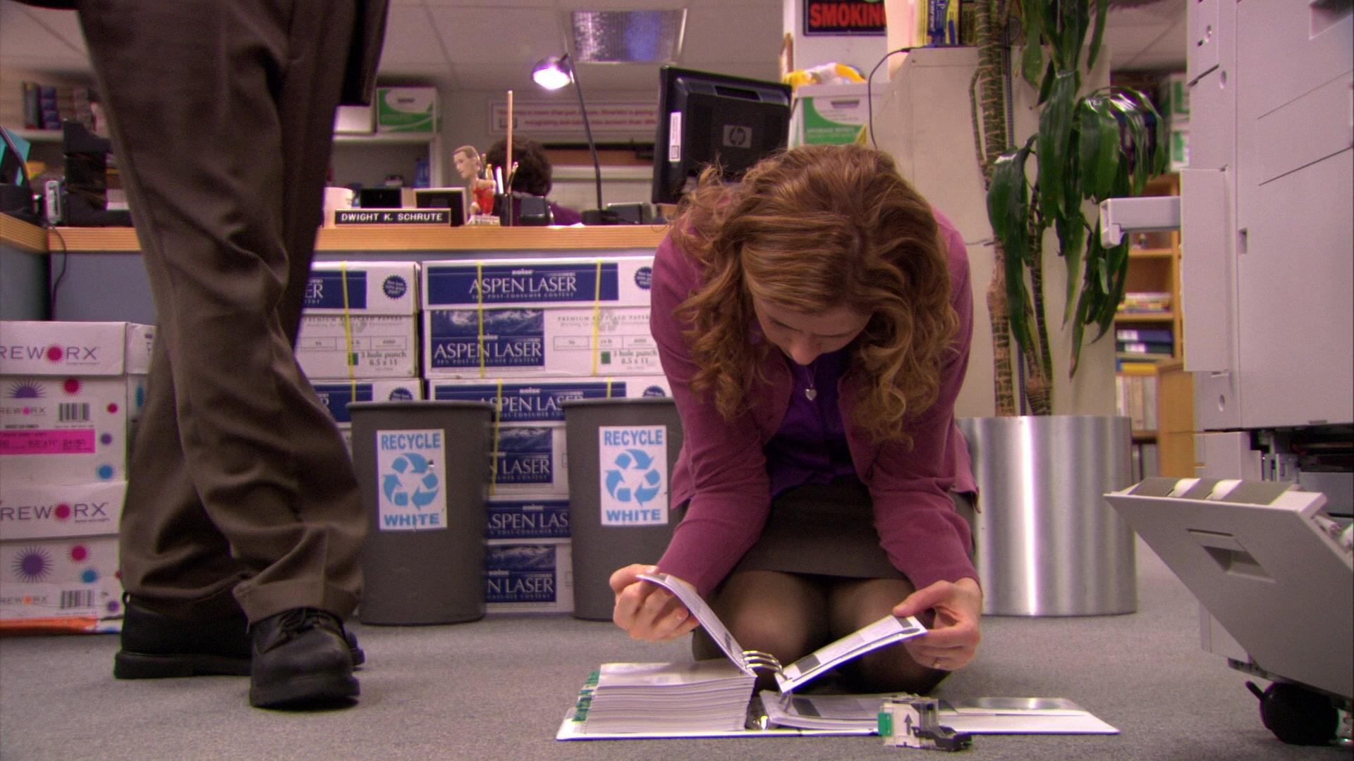 Boise Fireworx and Aspen Laser Paper in The Office – Season
