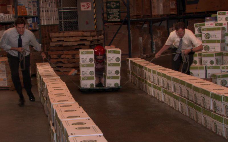 Boise Paper X-9 in The Office – Season 8, Episode 3 (10)