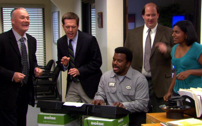 Boise Paper in The Office – Season 9, Episodes 24-25, Finale