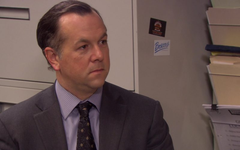 Boscov's Department Store Sticker (Starring David Costabile) in The Office (1)