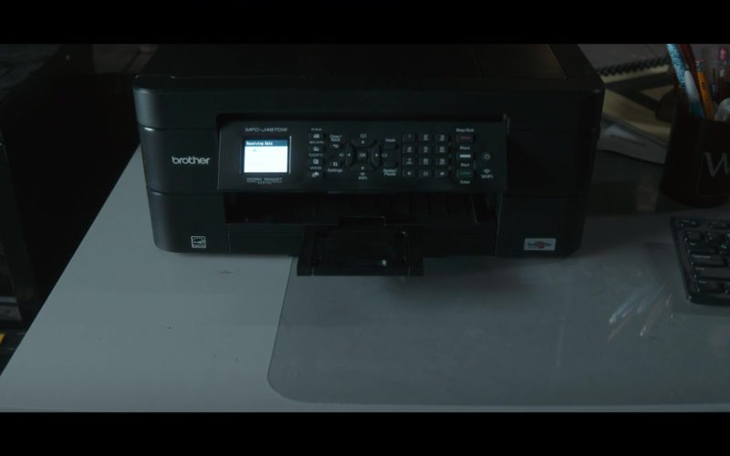 Brother Printer in Swamp Thing (1)