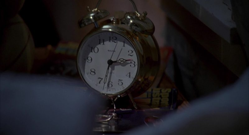 Bulova Clock in Beethoven's 2nd (1993) - Movie Product Placement