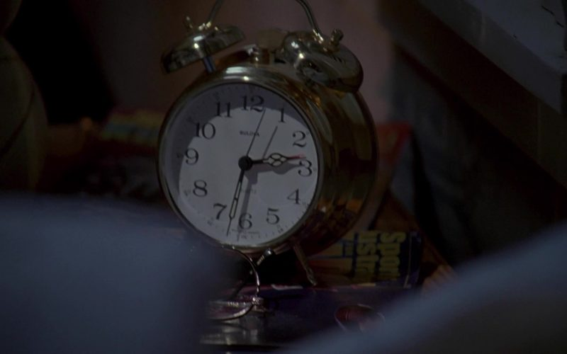 Bulova Clock in Beethoven's 2nd