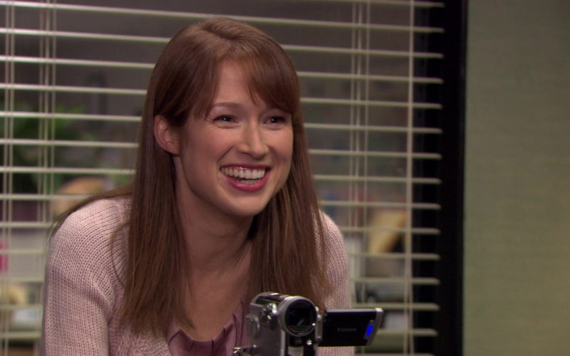 Canon Camcorder Used by Ellie Kemper (Erin Hannon) in The Office (2)