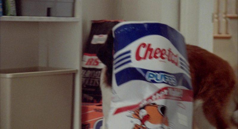 Cheetos in Beethoven's 2nd (1993) - Movie Product Placement