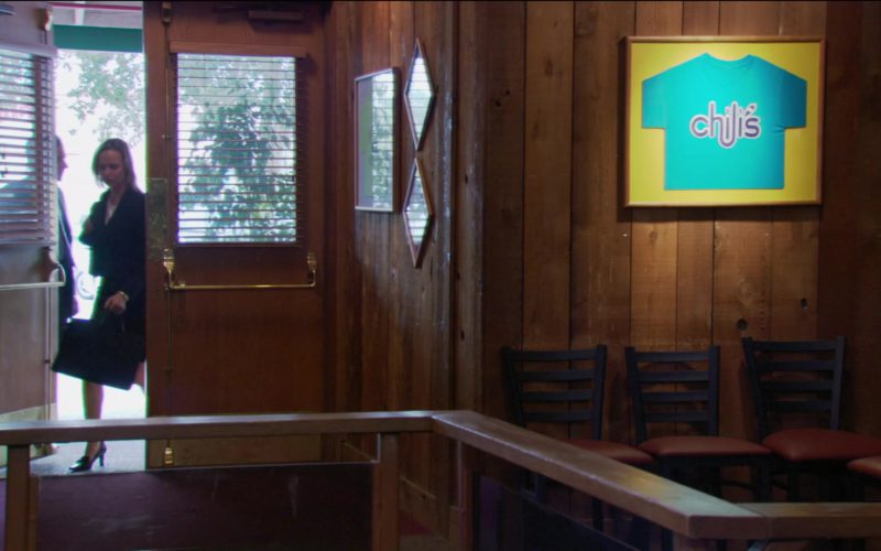 Chili's Restaurant in The Office (1)