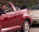 Chrysler PT Cruiser Convertible Red Car Used by Steve Carell (Michael Scott) in The Office (2)