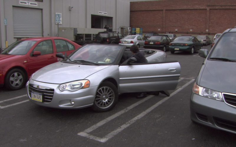 Chrysler Sebring Convertible Car Used by Steve Carell (Michael Scott)