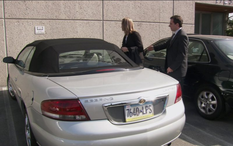Chrysler Sebring Convertible Car Used by Steve Carell (Michael Scott) in The Office (1)