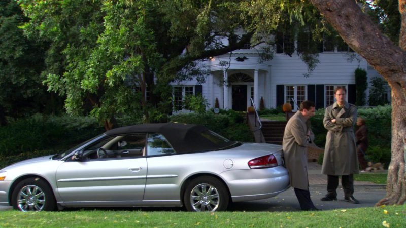"Chrysler Sebring Convertible Car Used by Steve Carell (Michael Scott) in The Office – Season 3, Episode 7, ""Branch Closing"" (2006) - TV Show Product Placement"