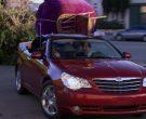 Chrysler Sebring Convertible Red Car Used by Steve Carell (Michael Scott) (2)