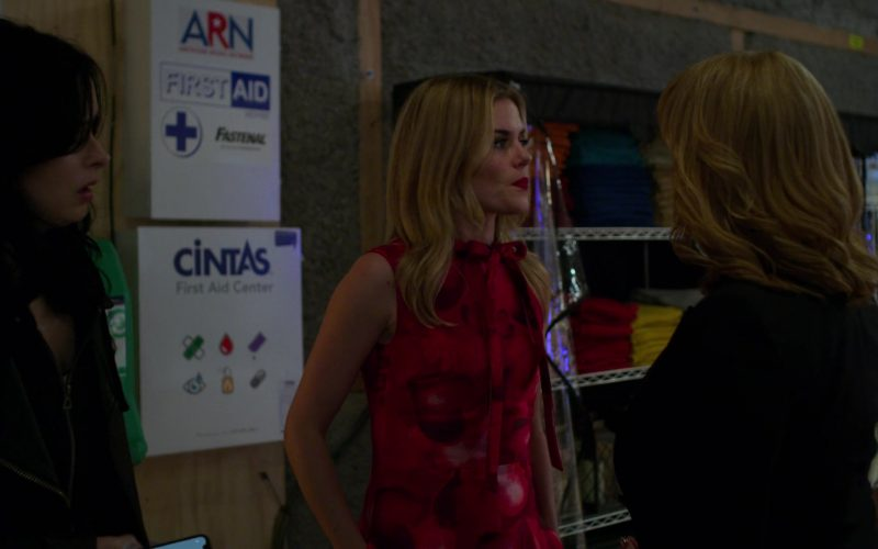 Cintas First Aid Center in Jessica Jones (2)