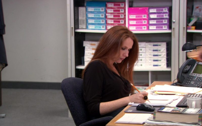 Cisco Phone Used by Catherine Tate (Nellie Bertram) in The Office