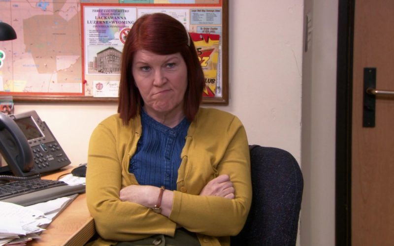 Cisco Phone Used by Kate Flannery (Meredith Palmer) in The Office