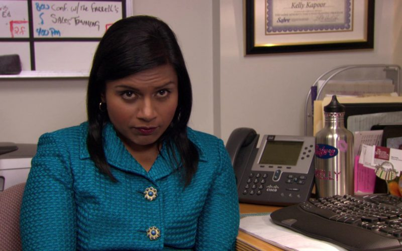 Cisco Phone Used by Mindy Kaling (Kelly Kapoor) in The Office (1)