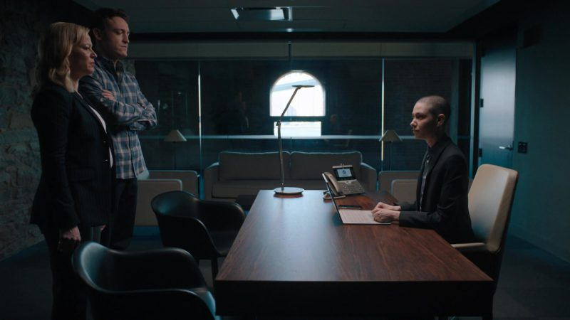 Cisco Video Phone Used by Asia Kate Dillon (Taylor Mason) in Billions - Season 4, Episode 12, Extreme Sandbox (2019) - TV Show Product Placement