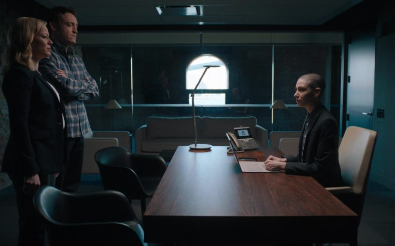 Cisco Video Phone Used by Asia Kate Dillon (Taylor Mason) in Billions