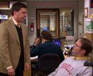 Cornell University Grey Sweatshirt Worn by Rainn Wilson (Dwight Schrute) in The Office (6)