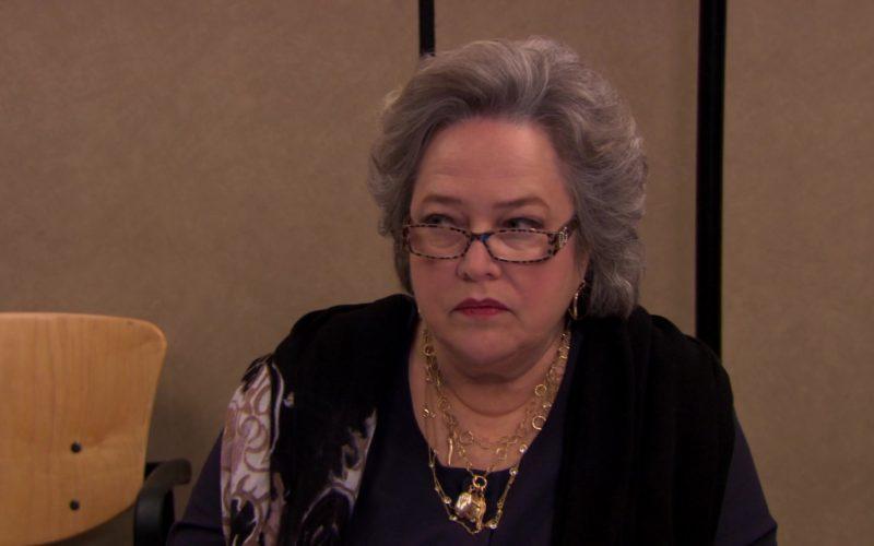 DG Women's Eyeglasses Worn by Kathy Bates (Jo Bennett) in The Office (1)