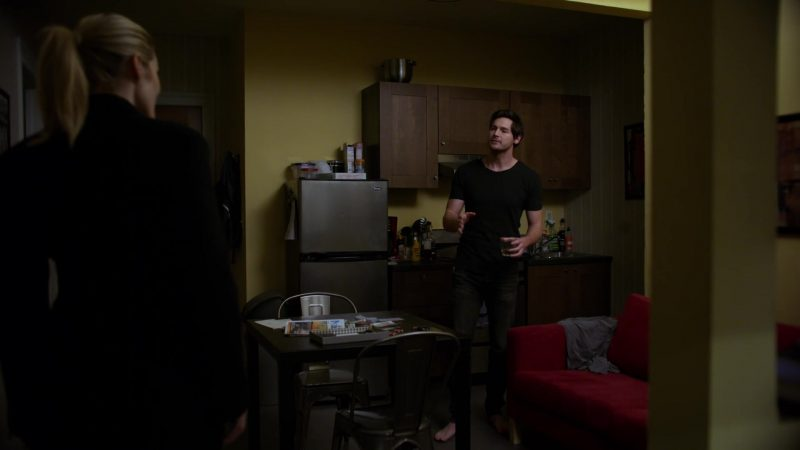 "Danby Refrigerator in Jessica Jones - Season 3, Episode 11, ""A.K.A Hellcat"" (2019) - TV Show Product Placement"